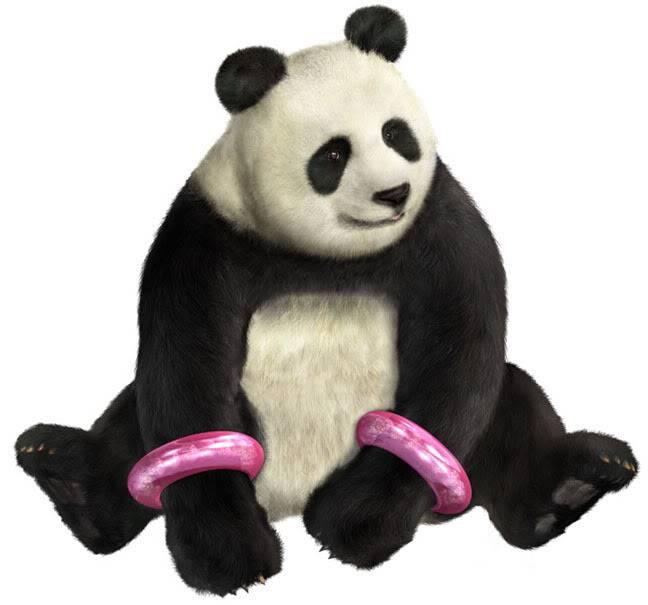 The Official Tekken Thread Panda