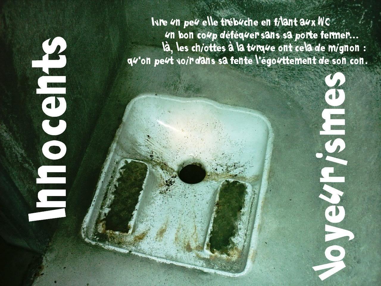Textes en Images InnocentsVoyeurismes