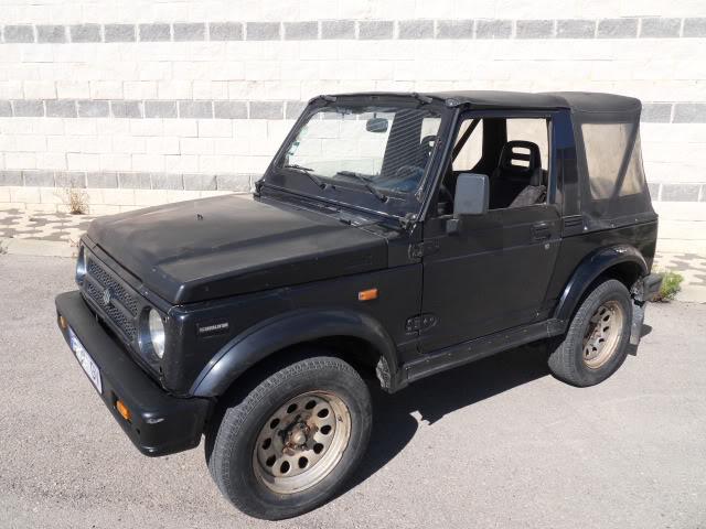 Suzuki Samurai 1.3inj - 1996 SDC18450