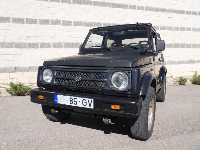 Suzuki Samurai 1.3inj - 1996 SDC18451