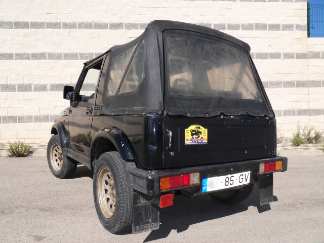 Suzuki Samurai 1.3inj - 1996 SDC18454