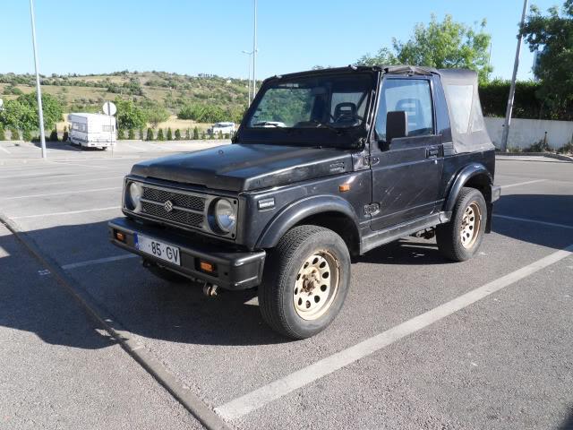 Suzuki Samurai 1.3inj - 1996 SDC18466