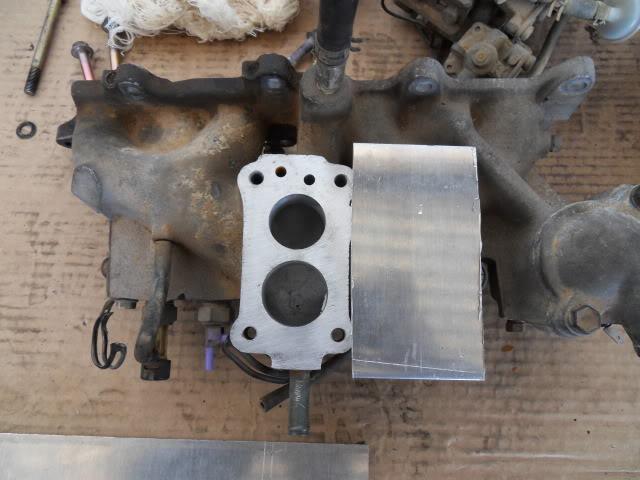 Adaptar carburador Weber (Fiat Tipo 1.4) SDC16547