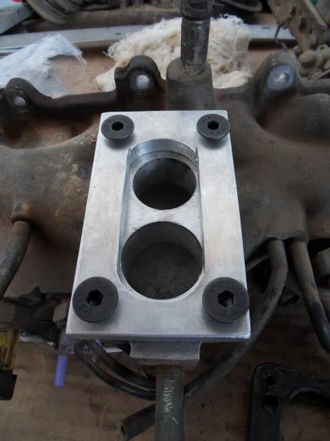 Adaptar carburador Weber (Fiat Tipo 1.4) SDC16553