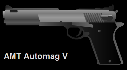 [ART] Gun Template AMTAutoMagV