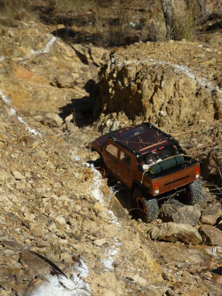 Beno's Sierra Scaler! P1010014