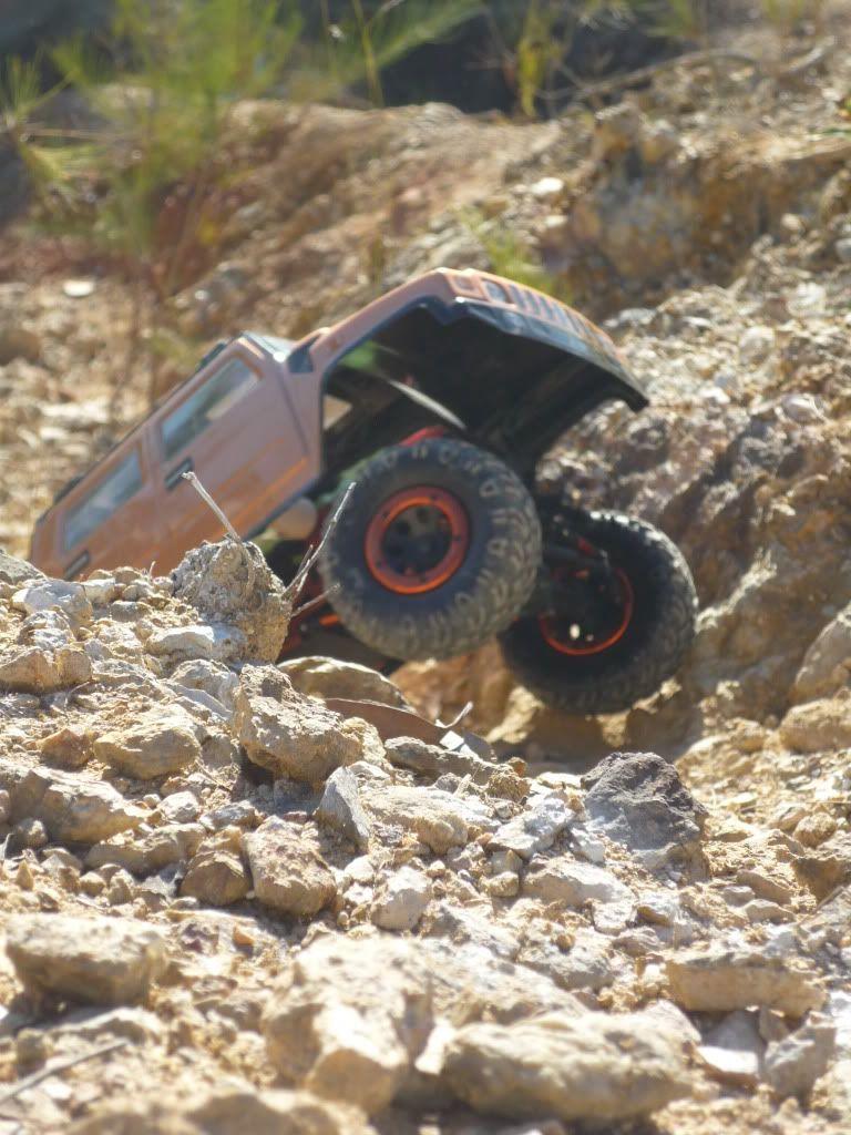 Beno's Sierra Scaler! P1010048