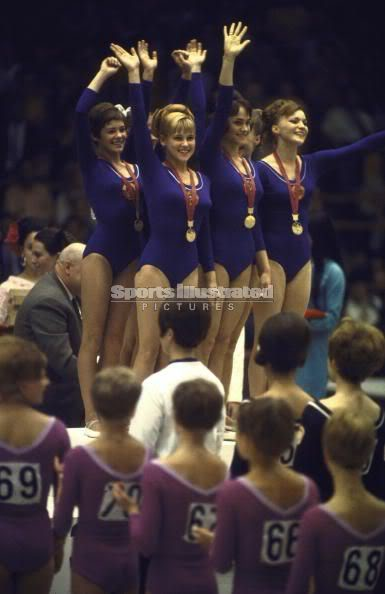 La Supremacia Sovietica en las Olimpiadas 92023817