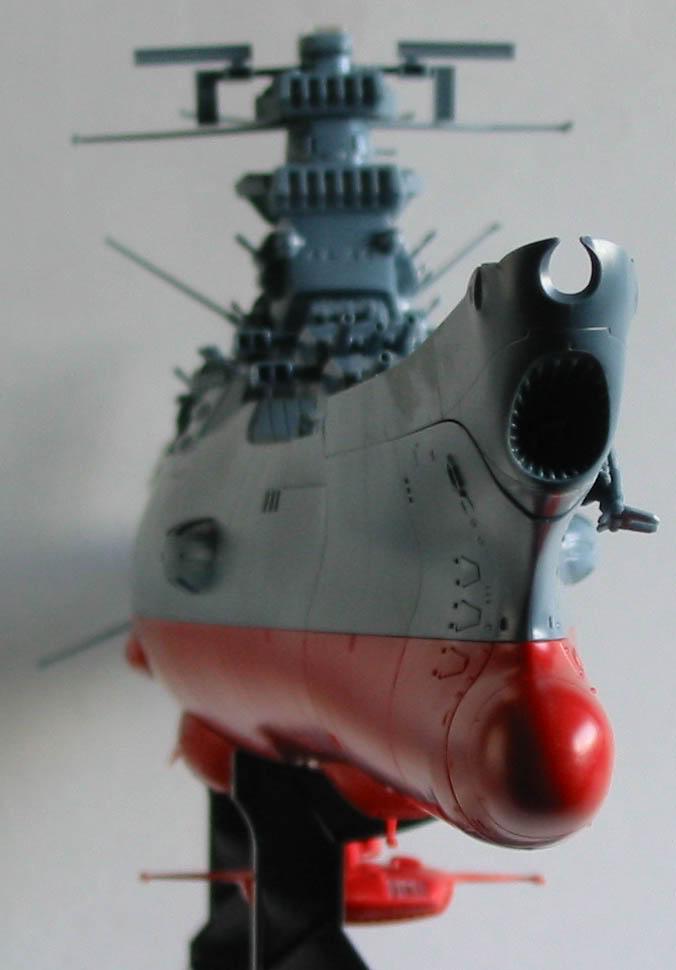 Encouraçado Espacial Yamato Yamato1-500wip04