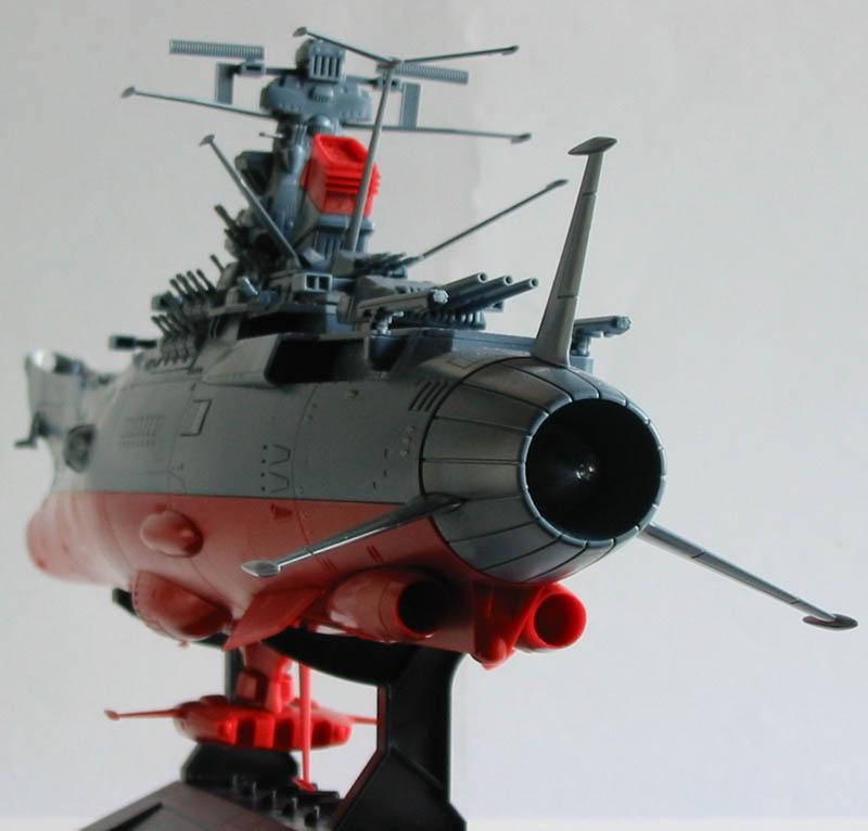 Encouraçado Espacial Yamato Yamato1-500wip05