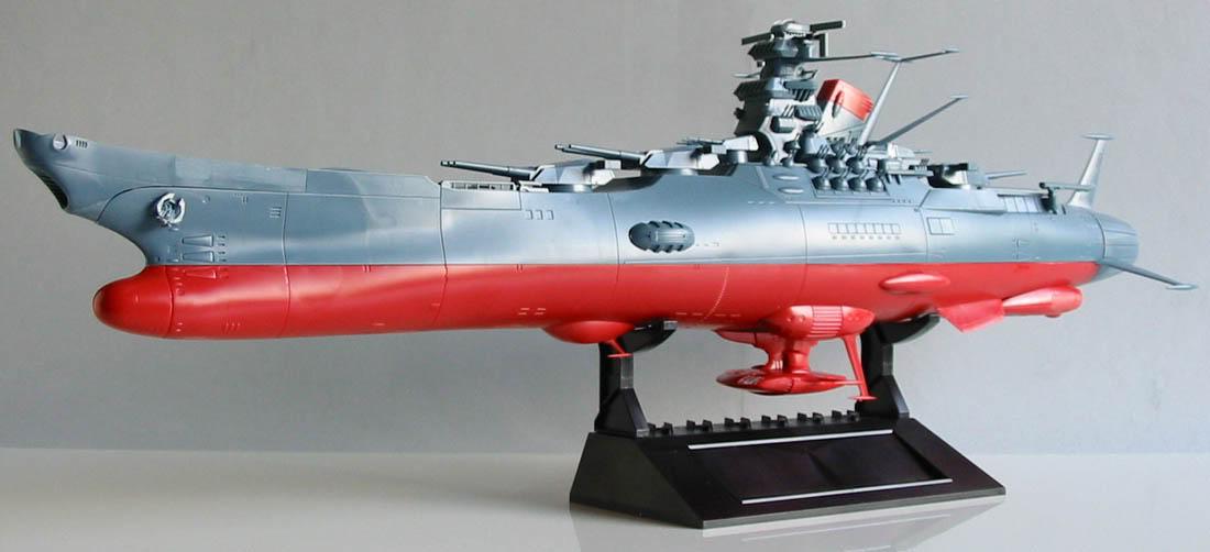 Encouraçado Espacial Yamato Yamato1-500wip06