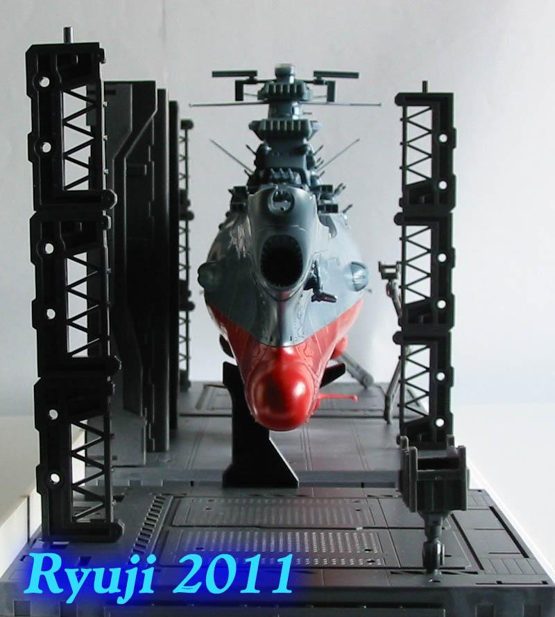 Encouraçado Espacial Yamato Yamato1-500wip10