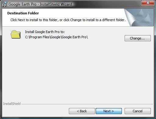 Google Earth Pro 4.2 قوقل ايرث 4 برنامج + الكراك 2-67