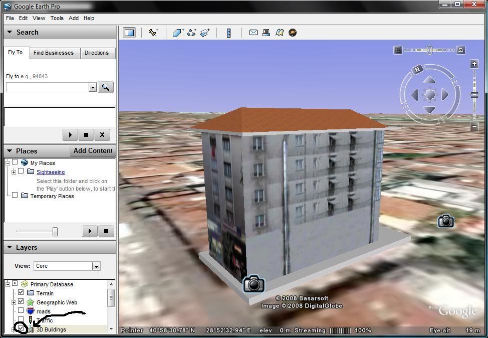 Google Earth Pro 4.2 قوقل ايرث 4 برنامج + الكراك 24