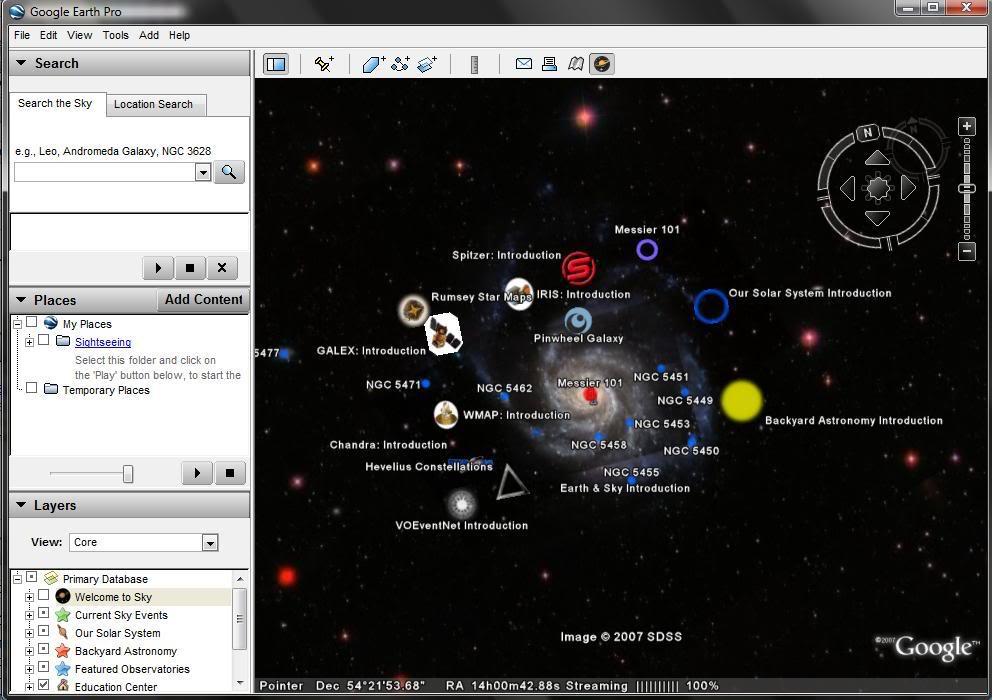 Google Earth Pro 4.2 قوقل ايرث 4 برنامج + الكراك 27