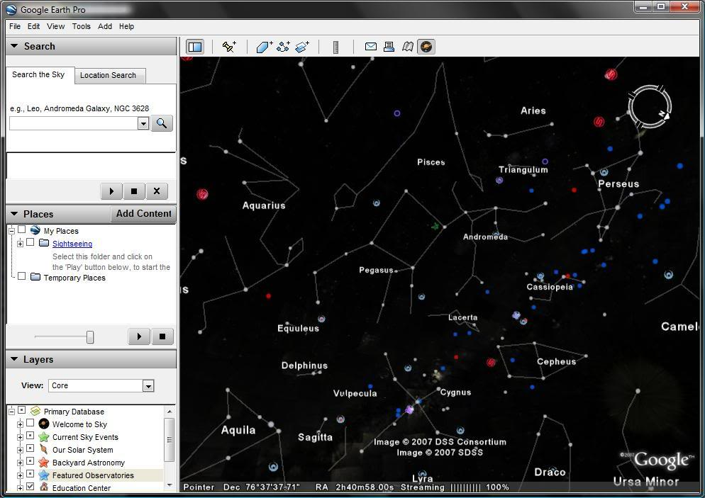 Google Earth Pro 4.2 قوقل ايرث 4 برنامج + الكراك 28
