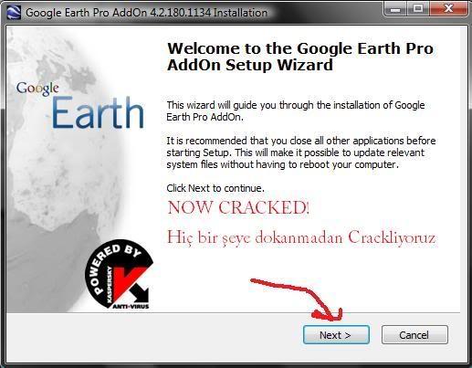 Google Earth Pro 4.2 قوقل ايرث 4 برنامج + الكراك 6-23
