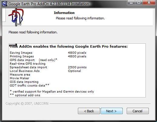 Google Earth Pro 4.2 قوقل ايرث 4 برنامج + الكراك 8-16