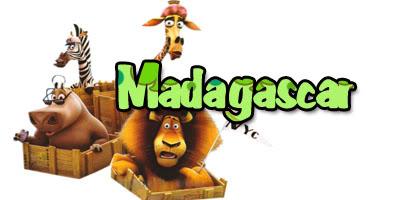 Madagascar; quiero mover el bote! Bannermada