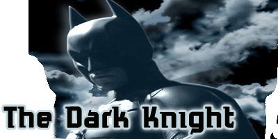 Batman The Dark Knight Darkknightbanner