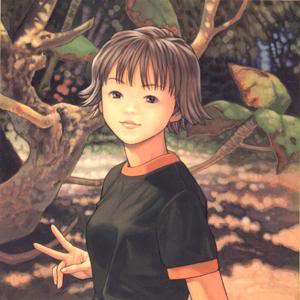 (Mangaka)Masakazu Katsura. Itsuki