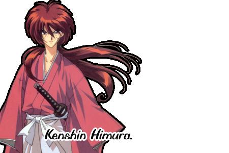 [Analisis]Rurouni Kenshin. Kenshin