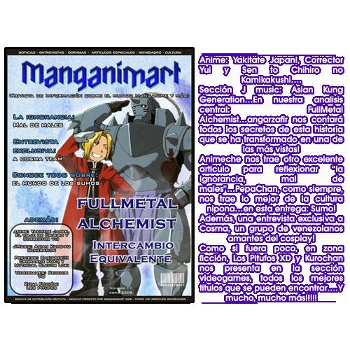 Revistas Manganimart  nº 1 a 23. Revista11
