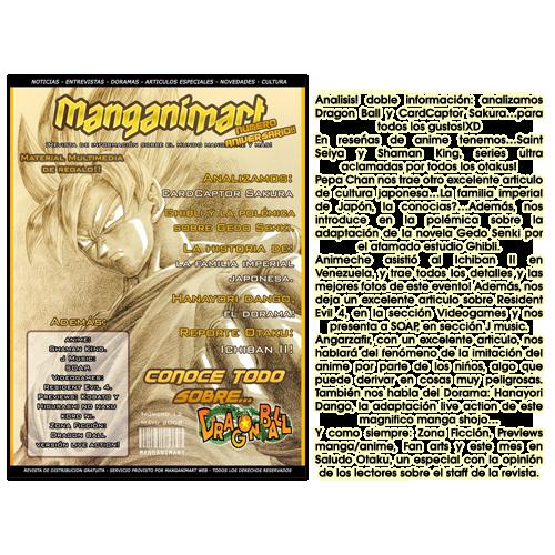 Revistas Manganimart  nº 1 a 23. Revista12