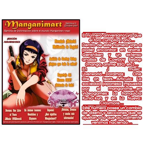 Revistas Manganimart  nº 1 a 23. Revista5
