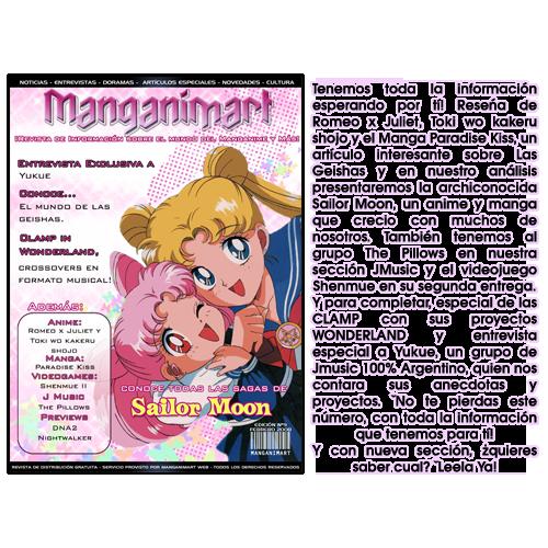 Revistas Manganimart  nº 1 a 23. Revista9