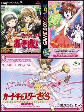 [Analisis]CardCaptor Sakura! Videogames