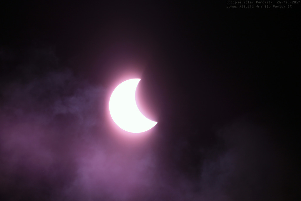 Eclipse Solar Parcial - 2017 EclipseSolar_20170226_penumbra