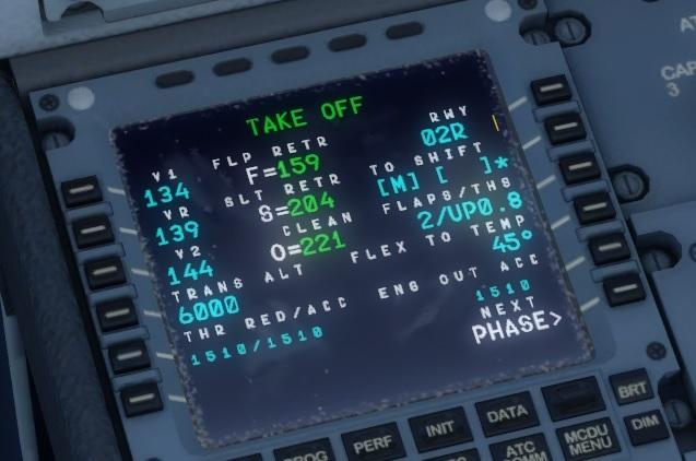 Airbus Bundle - carregamento do combustível 04-A320
