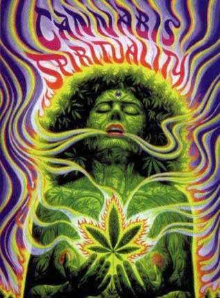 Cannabis: Can Genuine Spiritual Use Exist? – Parts 1&2 Cannabis_spirituality