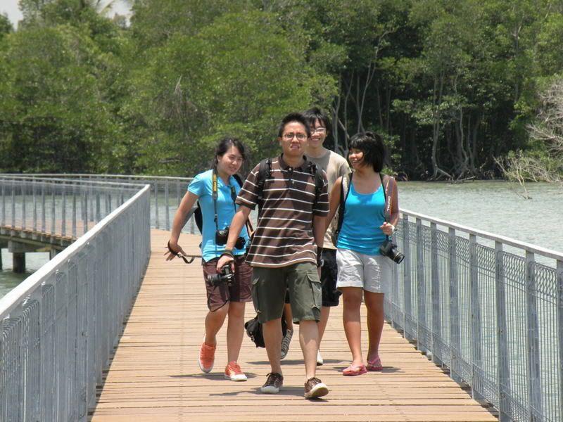 4th October 2008:  Pulau Ubin Outing DSCN0240