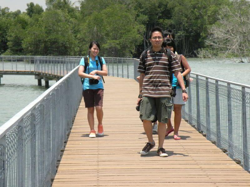 4th October 2008:  Pulau Ubin Outing DSCN0241