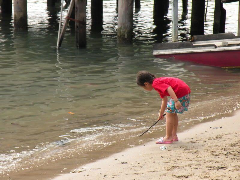 4th October 2008:  Pulau Ubin Outing DSCN0382