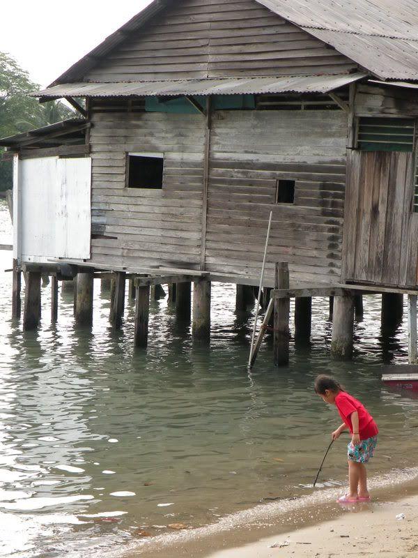 4th October 2008:  Pulau Ubin Outing DSCN0384