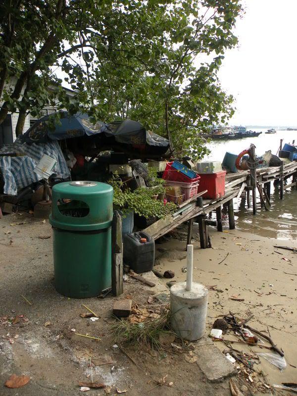4th October 2008:  Pulau Ubin Outing DSCN0389