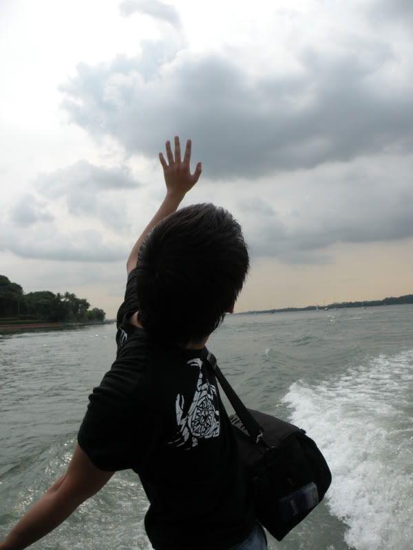 4th October 2008:  Pulau Ubin Outing DSCN0492