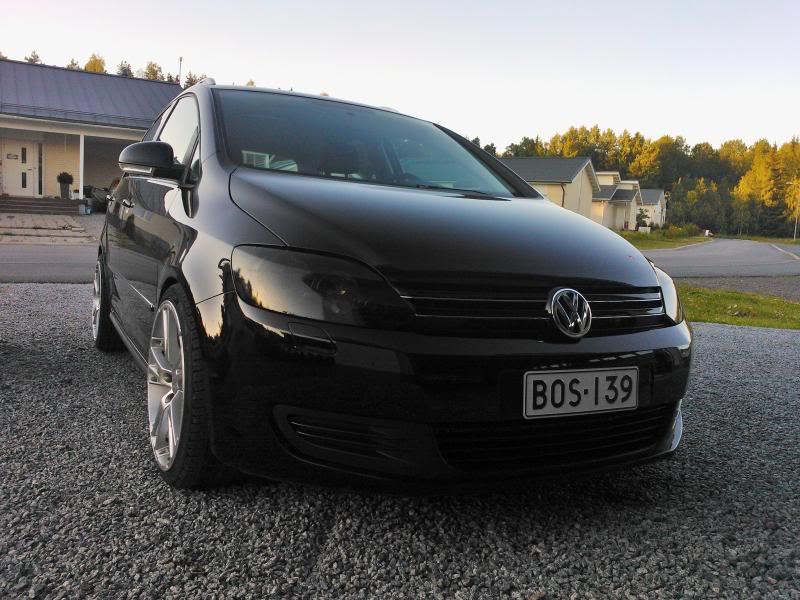 risulasi: Vw Golf plus ja VW KG... ja vähän muutakin WP_000297