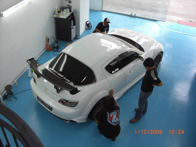 ZAINO DETAILING CENTER 10% CIMG0520
