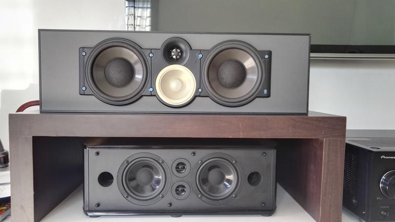 Paradigm cc290 center speaker - Sold Cc290_zpsagmzybg9