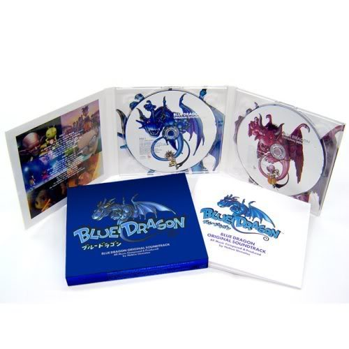 Blue Dragon Ost