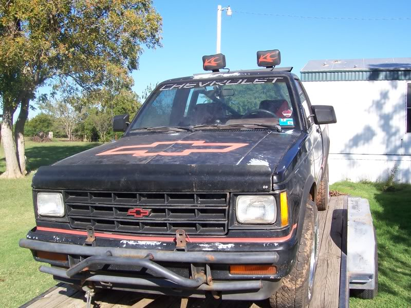 Bought a truck 100_6164