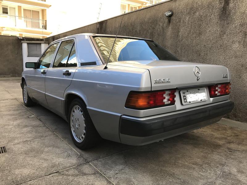W201 190E 2.0 1992/1993 R$27.000,00 (VENDIDO) IMG_3903-1