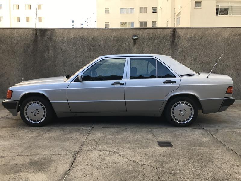 W201 190E 2.0 1992/1993 R$27.000,00 (VENDIDO) IMG_3915