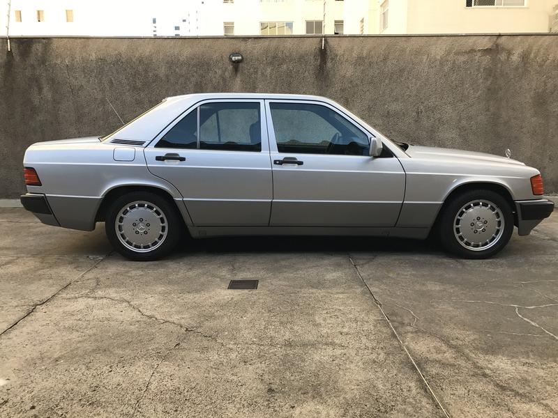 W201 190E 2.0 1992/1993 R$27.000,00 (VENDIDO) IMG_3921