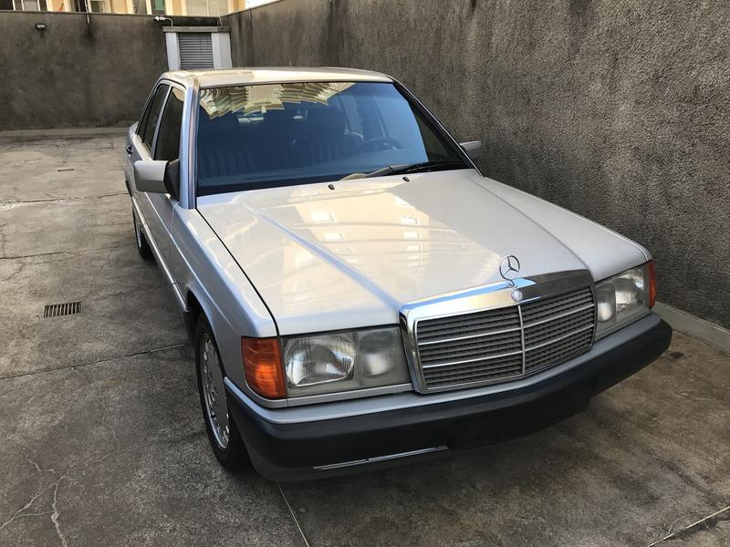 W201 190E 2.0 1992/1993 R$27.000,00 (VENDIDO) IMG_3923