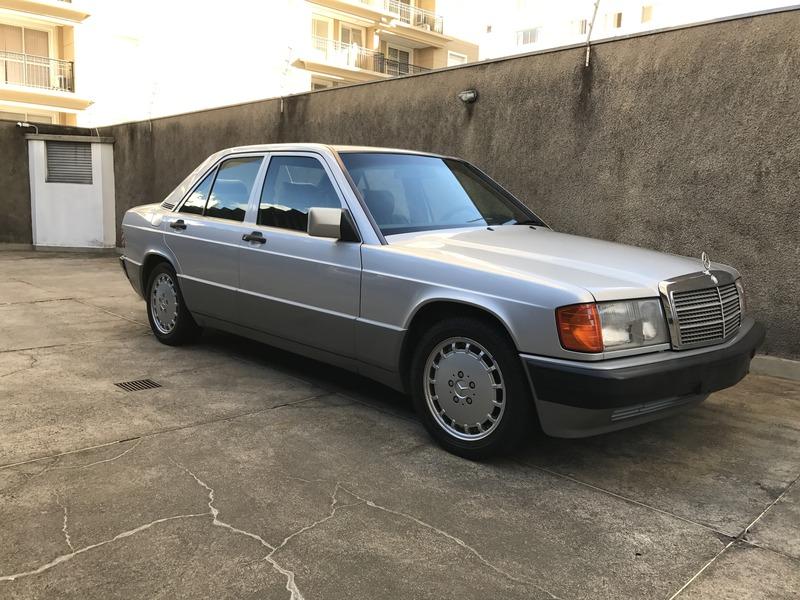 W201 190E 2.0 1992/1993 R$27.000,00 (VENDIDO) IMG_3928